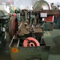 Chien Tsai M10x150 used thread rolling machine