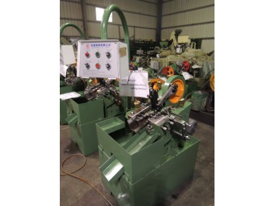 Kuo Yi headless M5x55mm Thread Rolling Machine - Reconditioned