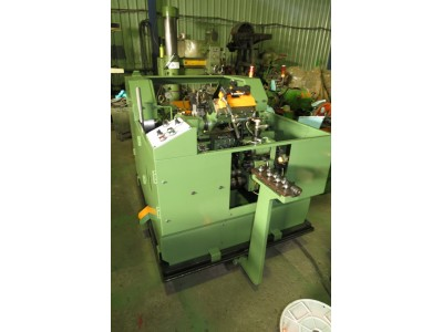 TOKO M4x20, 2Die 4Blow Heading Machine - Reconditioned