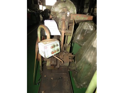 Ruei Cheng M5x50 Used headless Thread Rolling Machine
