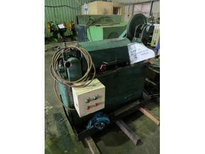 used wire straightening machine