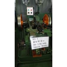 Gwo Ling M3 used semi tubular heading machine