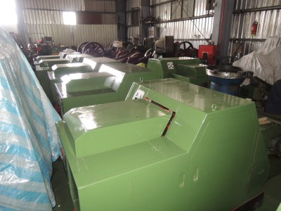 Yih Woen used M5x50 header machine with reconditioned