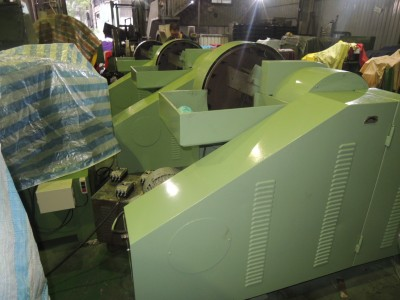 Hee Sheng M10 used thread rolling machine