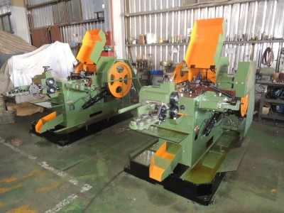 Yih Woen M5x75 used heading machine with reconditioned