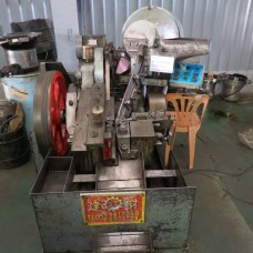 Chien Tsai M8x100 used thread rolling machine
