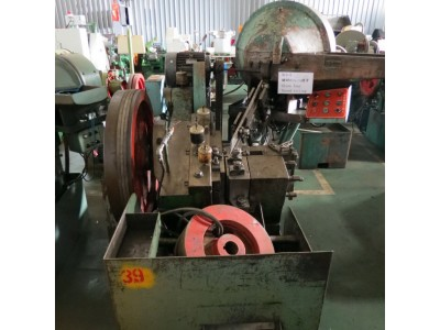 Chien Tsai M10x150 used thread rolling machine