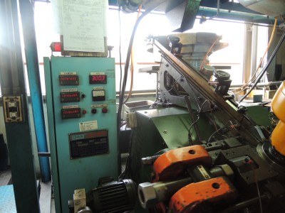 Point Master used self drilling forming machine