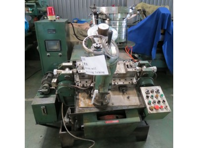 Edison used self drilling forming machine