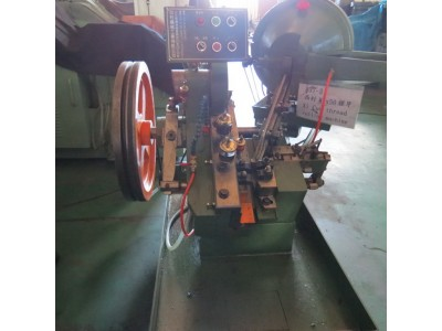 Xi Cun M5x50 used thread rolling machine