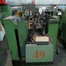Shang Woen 6Rx50 used thread rolling machine