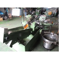 Chou Cheng 6Rx75 used thread rolling machine