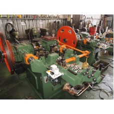 Yu Cheng No.4 used nail machine with reconditioned