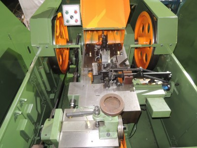 Fu Wei M5x63 used heading machine with reconditioned